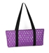 Purple & Silver Designer Mah Jongg Set Soft Carrying Case (Case Only) - 132740
