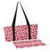 Red Color Tiles Designer Mah Jongg Set Soft Carrying Case (Case Only) - 132741